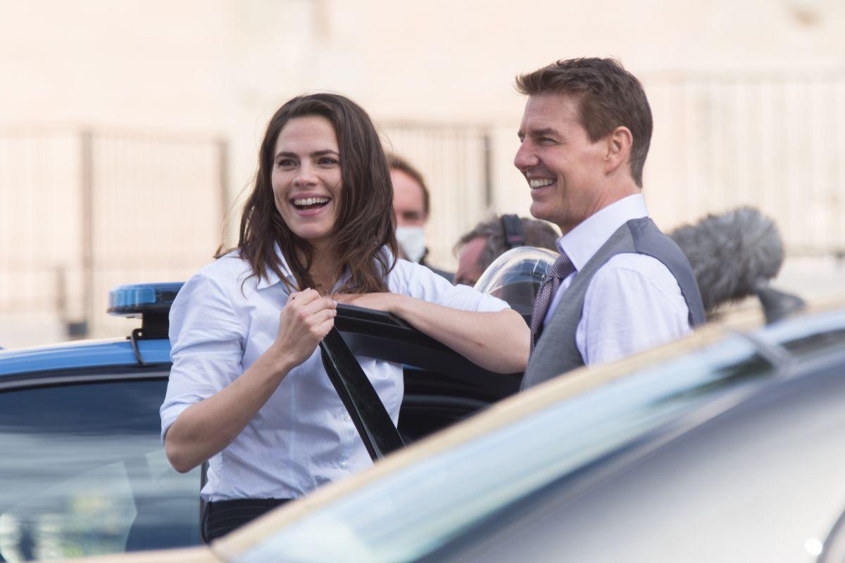 Tom Cruise relatie