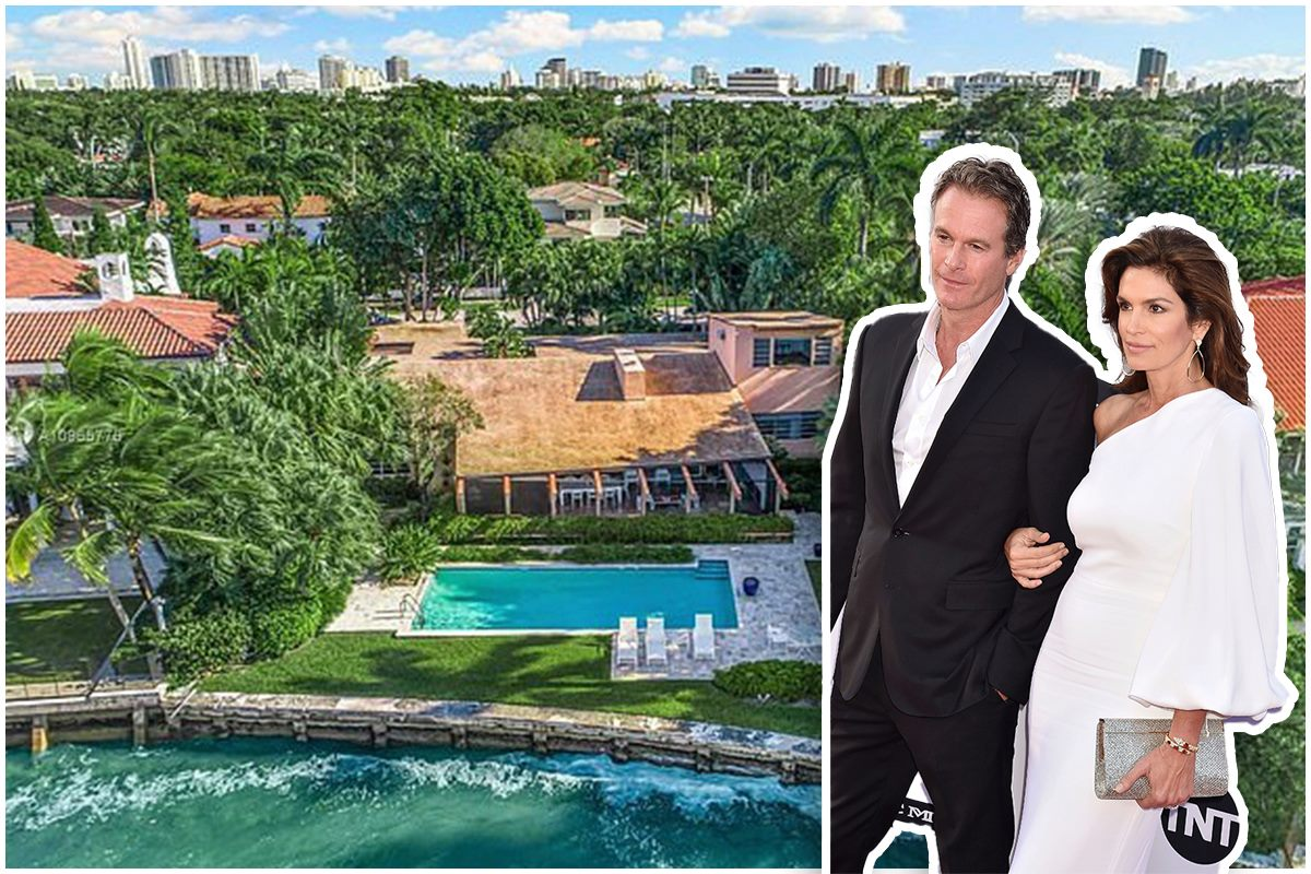 cindy crawford casa miami