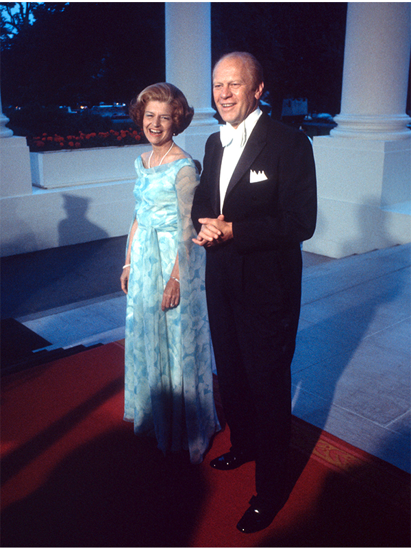betty gerald ford
