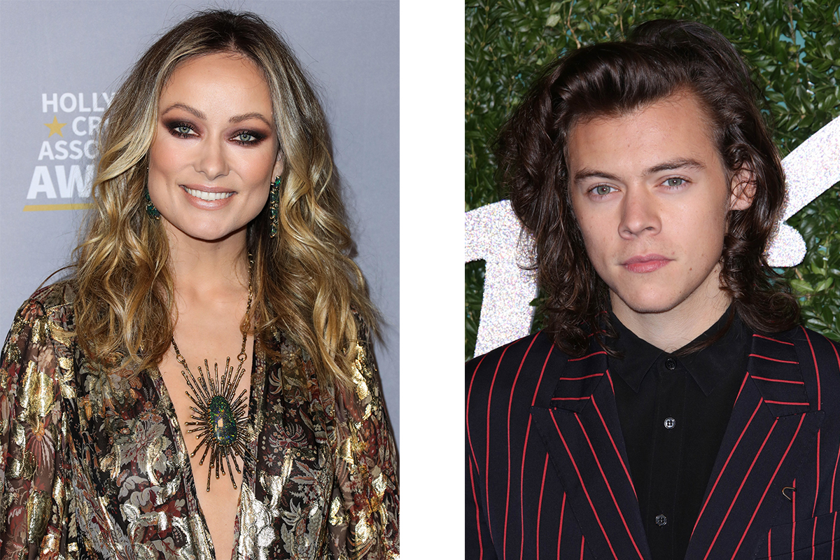 olivia wilde harry styles cuplu