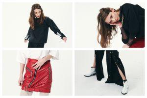 Alist Designers boutique: Idei de styling în roșu, negru și un pic de alb