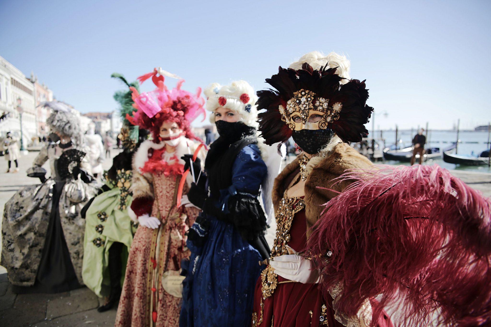 Carnavalul de la Veneția 2021 - 5