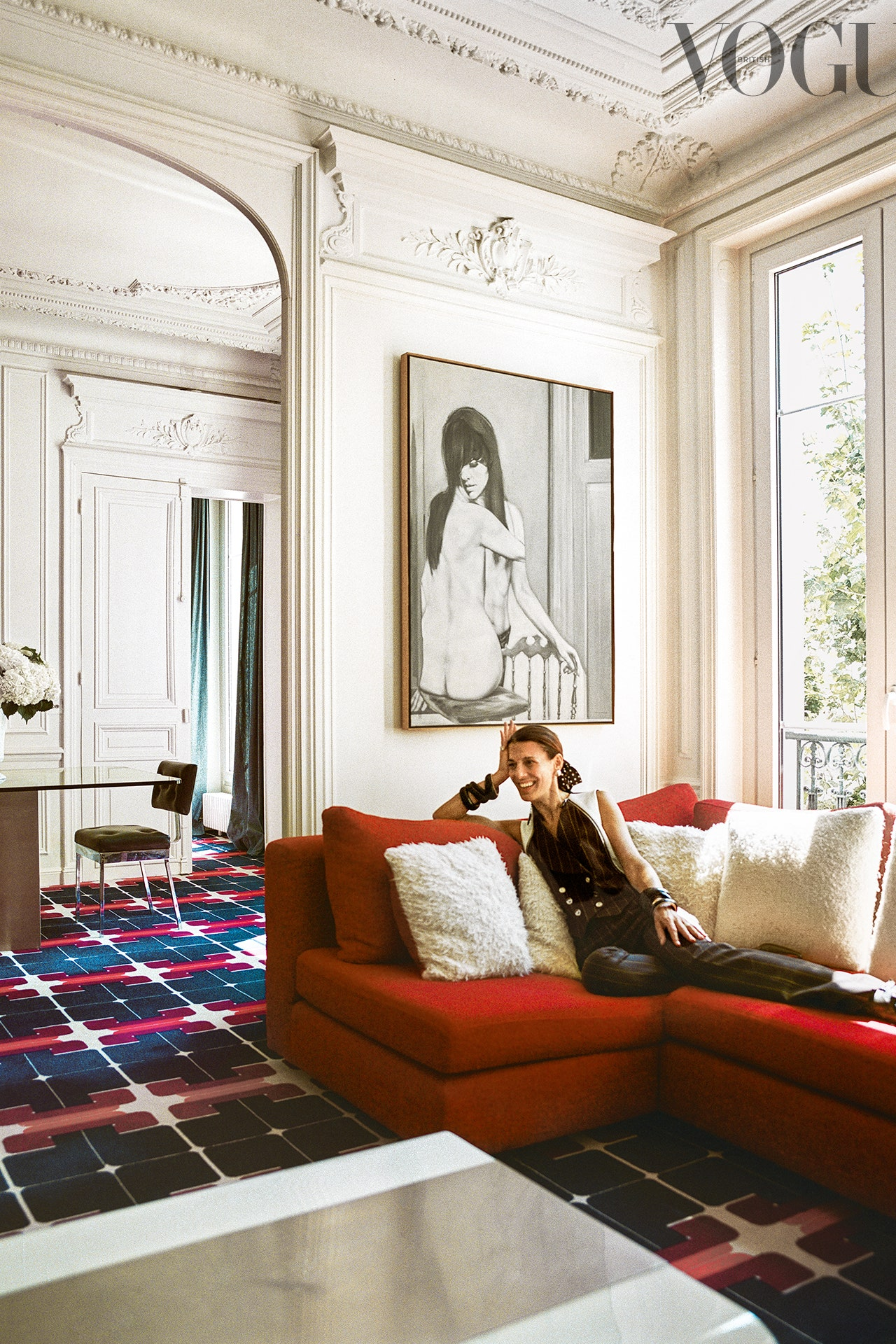 apartament parizian