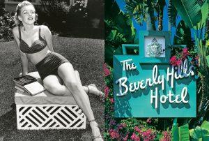 marilyn monroe beverly hills hotel