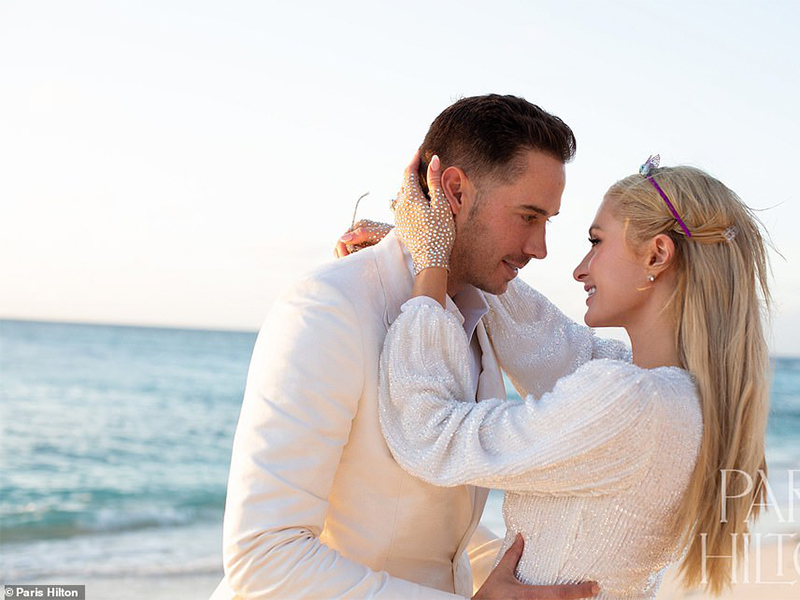 paris hilton logodna