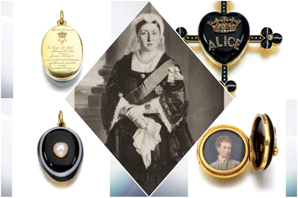 bijuterii regina victoria