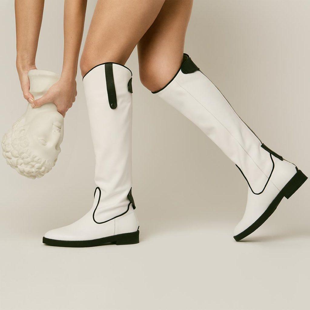Traces of Heels