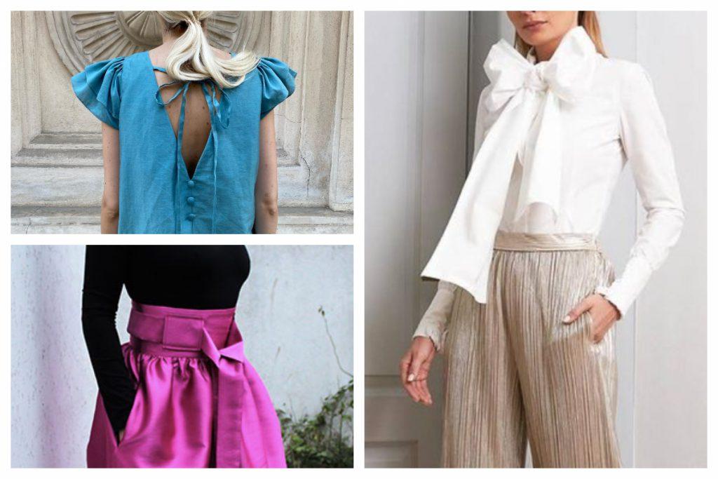 Alist Designers boutique: Alegerea fashion editorului - 5 piese cu funde