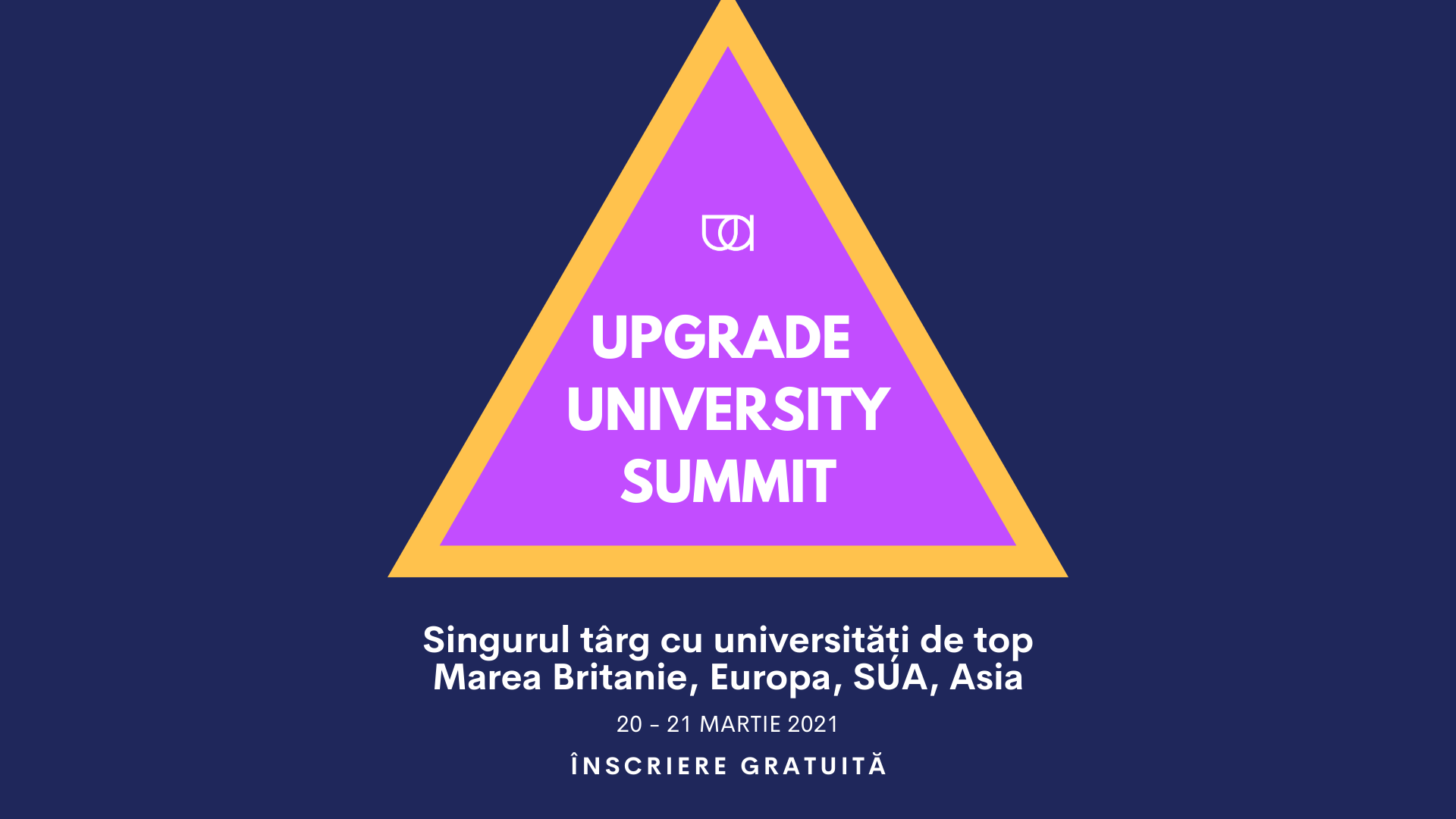 Upgrade University Summit 2021