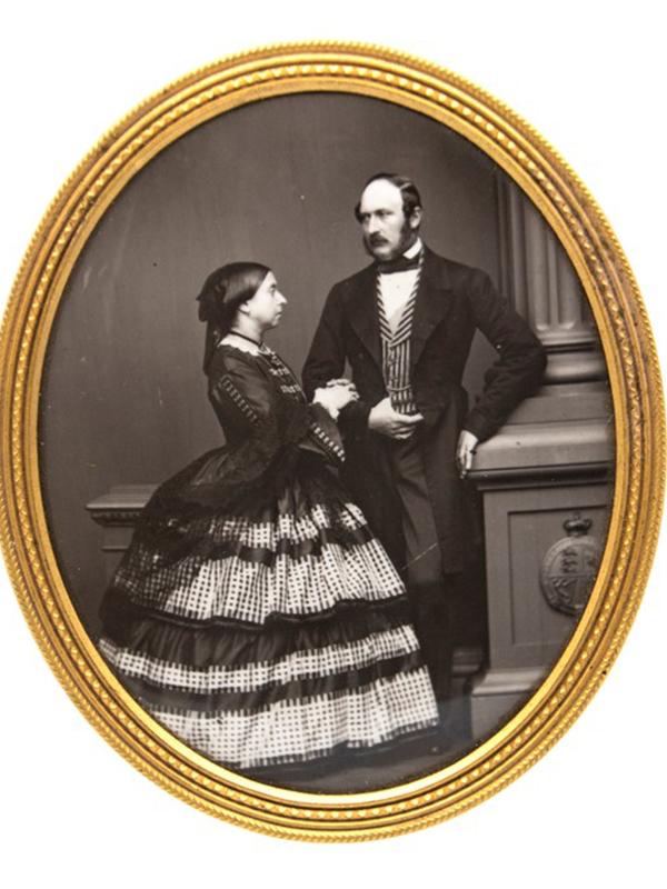 Regina Victoria și Prințul Albert