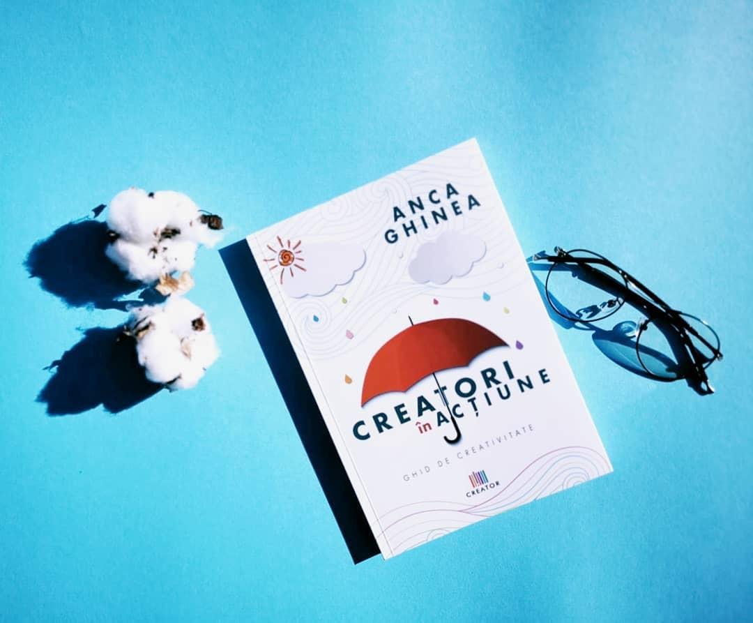 """Anca Ghinea: """"Viața, prin creativitate, are puls"""""""