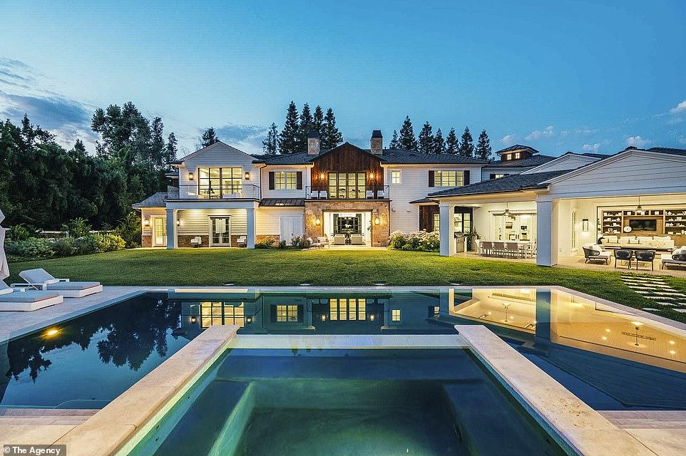 madonna casa hollywood hills