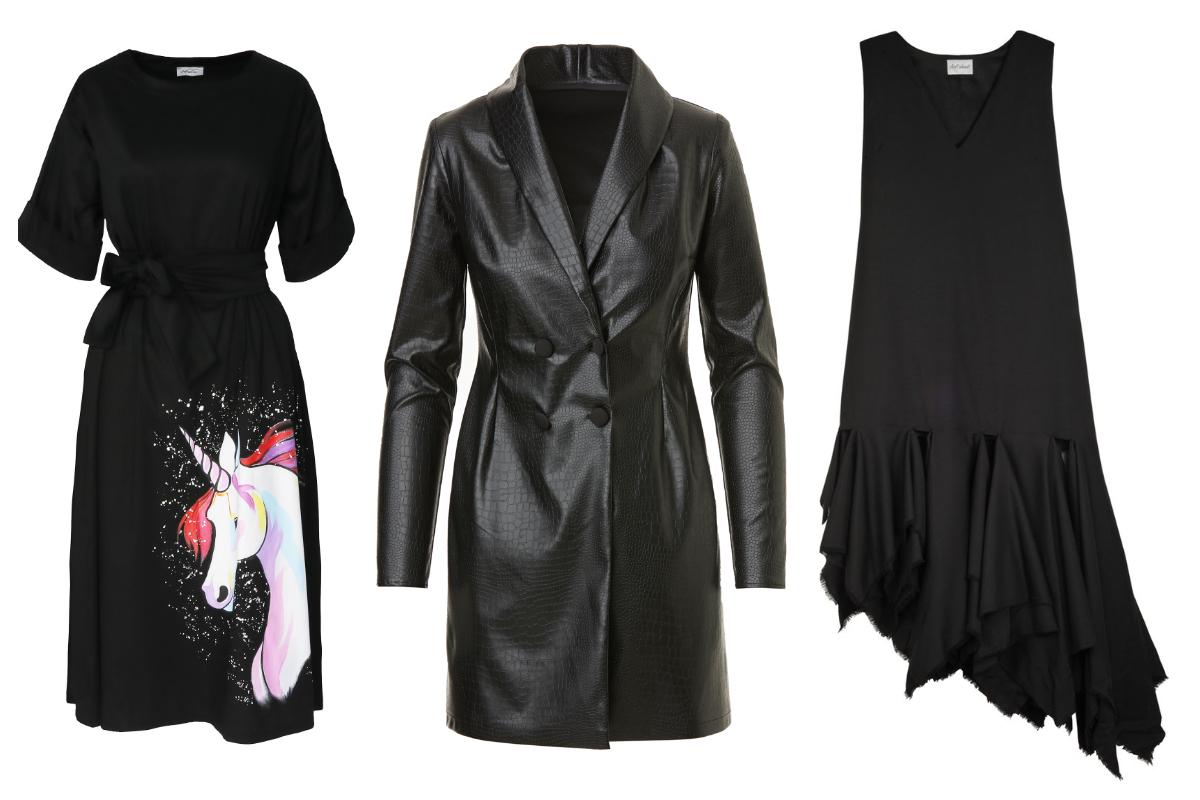 Alist Designers boutique - 5 rochii negre casual