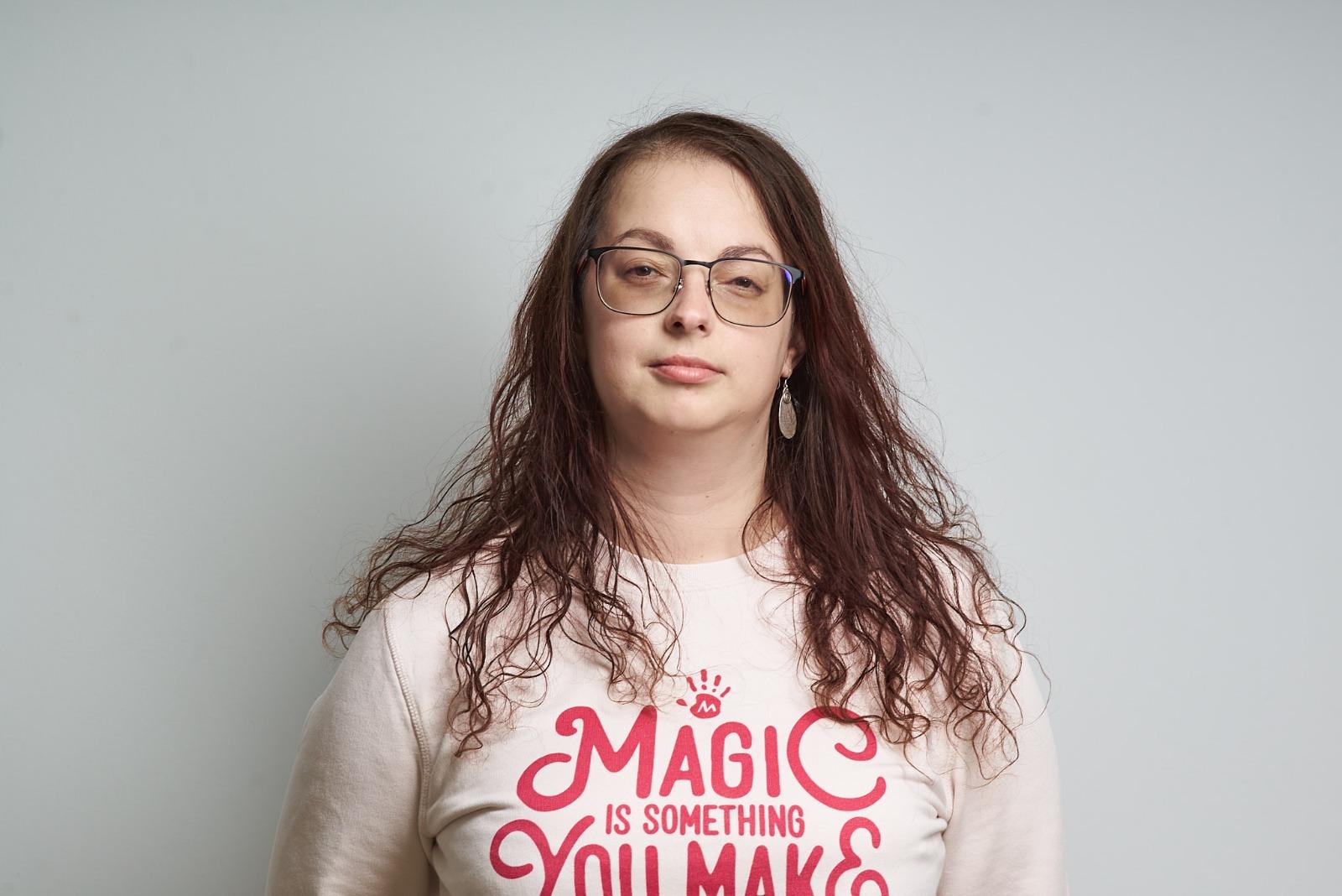 Andreea Nechita Magic