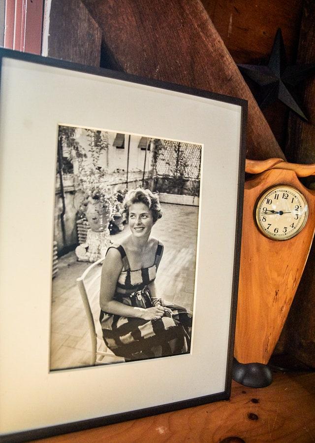 Ingrid Bergman, mama Isabellei Rosselinii