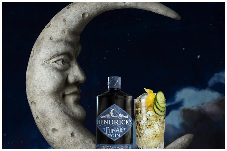 hendricks gin lunar