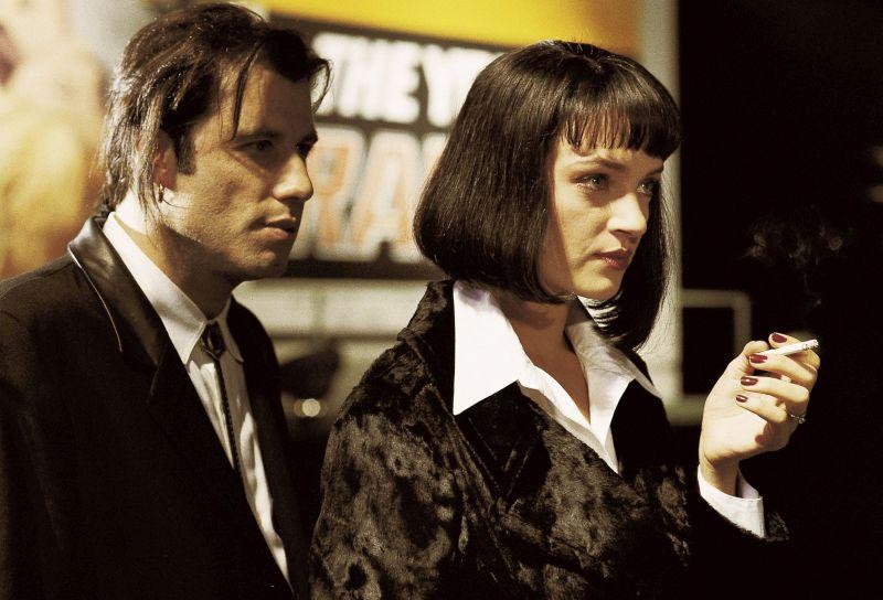 """Pulp Fiction"" uma thurman"