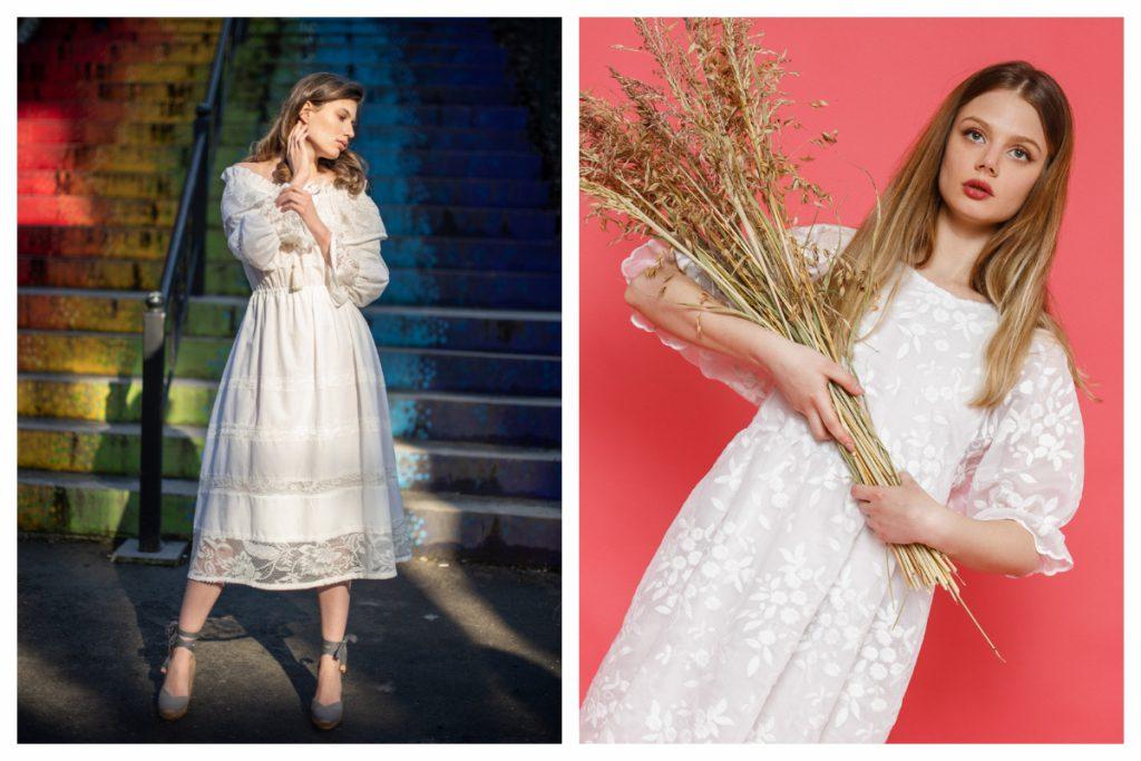 Alist Designers boutique: 5 rochii albeși cum să le îngrijești sustenabil