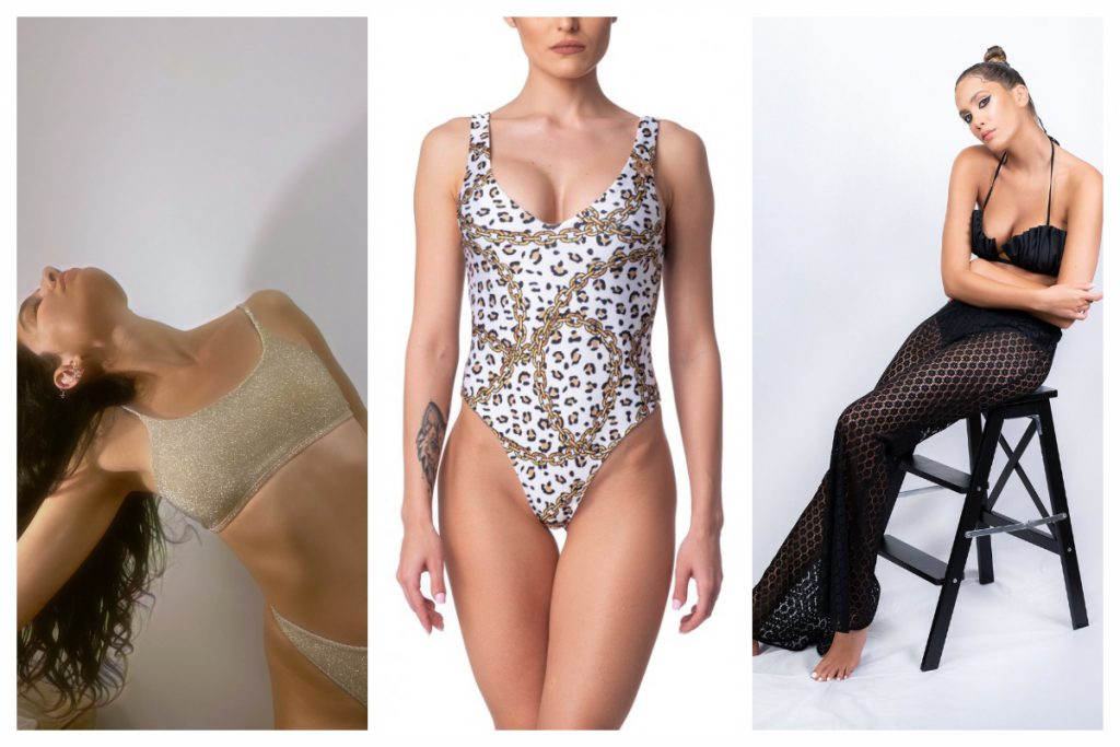 Alist Designers boutique- Beach looks - 3 idei de outfituri de plajă