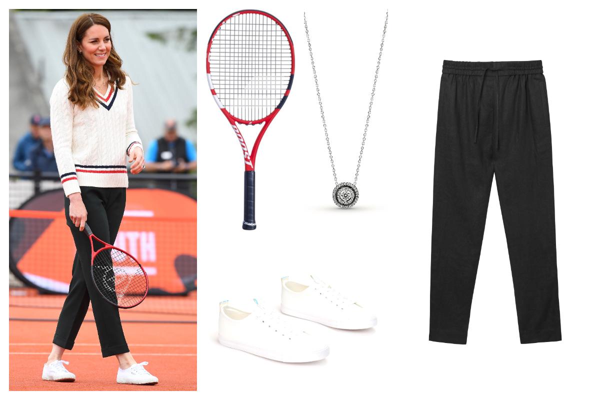 Get Her Look- Kate Middleton, inspirație de weekend