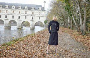 Kristen Stewart pose pour la nouvelle campagne de Chanel