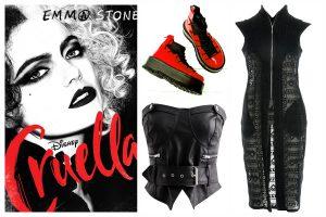 "Alist Designers boutique- 5 piese în stilulnoului film ""Cruella"""
