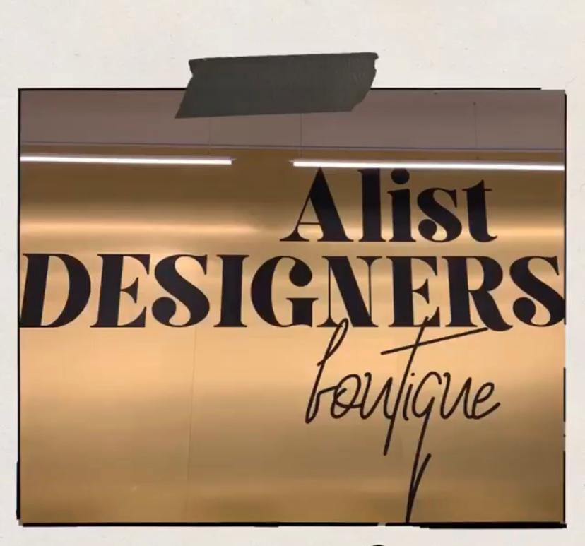 Alist Designers boutique va avea două locații