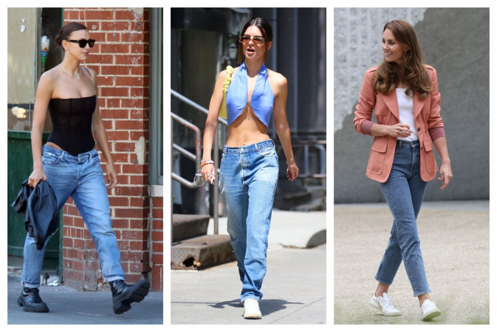Celebrity trend: Blue jeans all the way!