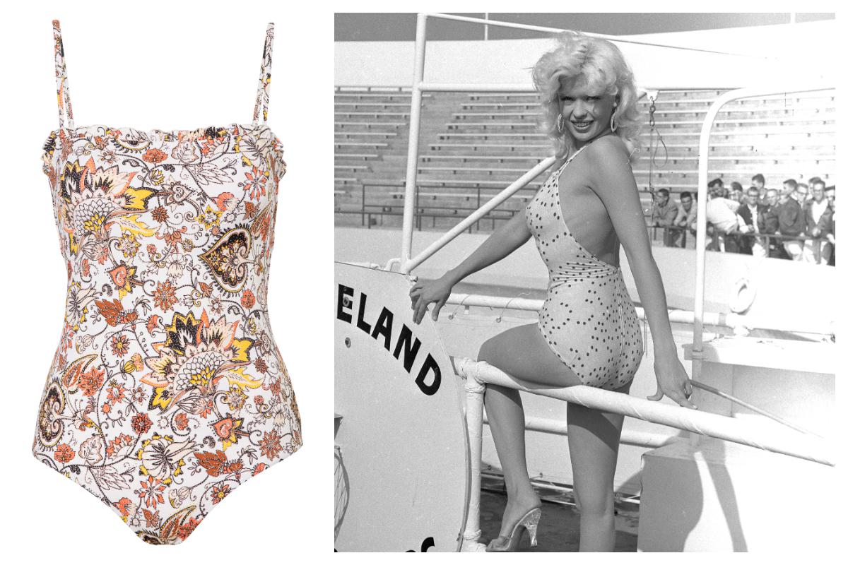 Hot Summer Trend- Costumele de baie retro
