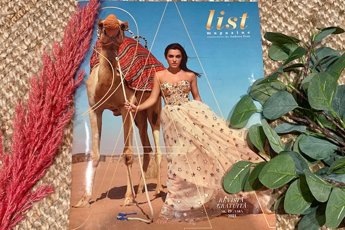 a list magazine 19