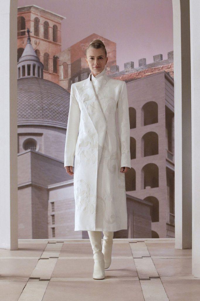 Fendi Haute Couture FW21: Colecția inspirată de Pier Paolo Pasolini
