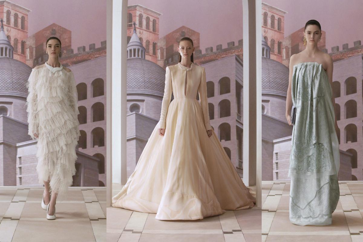 Fendi Haute Couture FW21- Colecția inspirată de Pier Paolo Pasolini