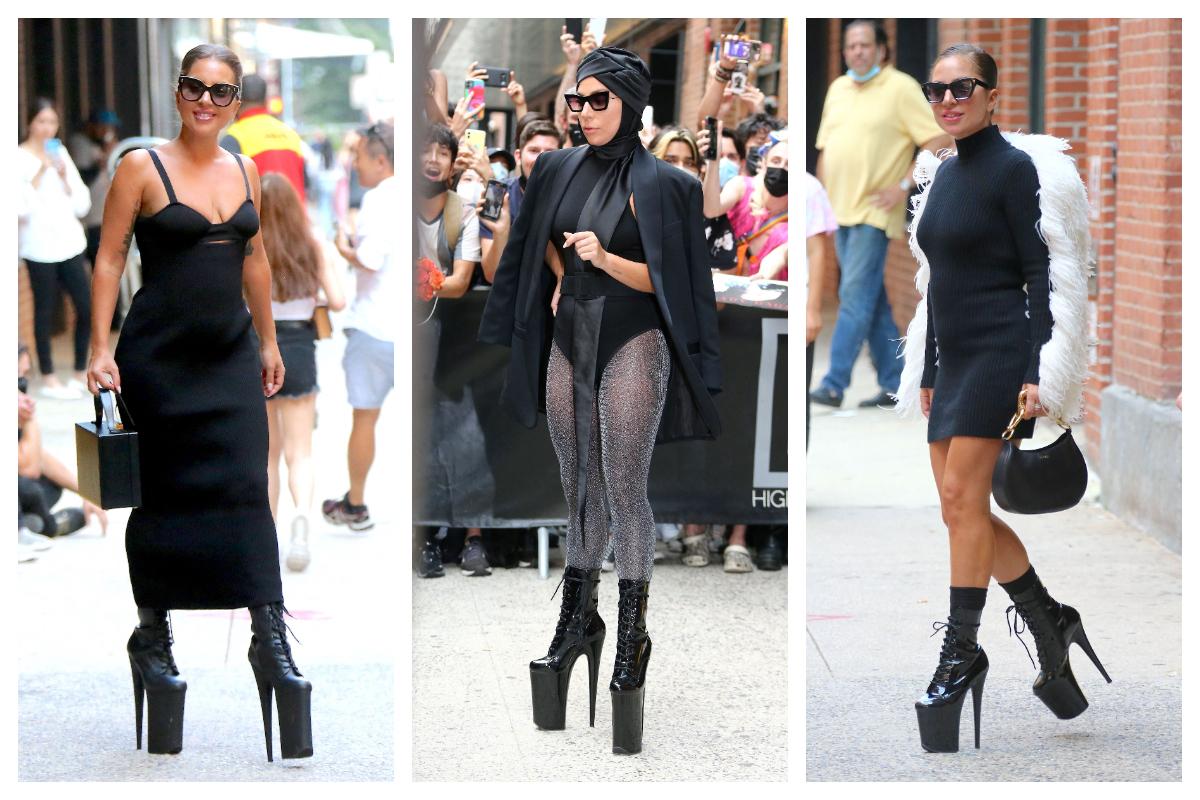 Lady Gaga revine la stilul care a făcut-o celebră