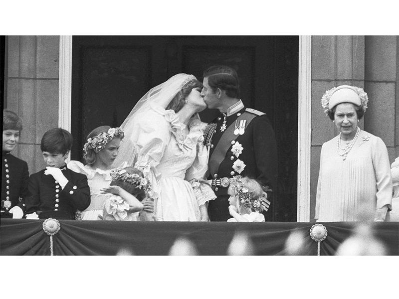 nunta diana charles