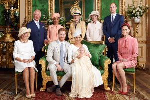 meghan markle familia regala britanica