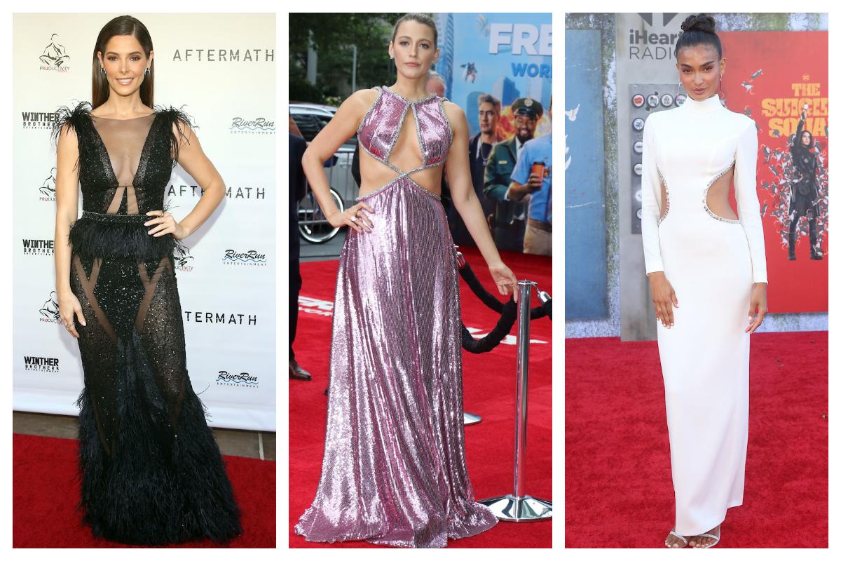 Celebrity trend- Vara pe covorul roșu
