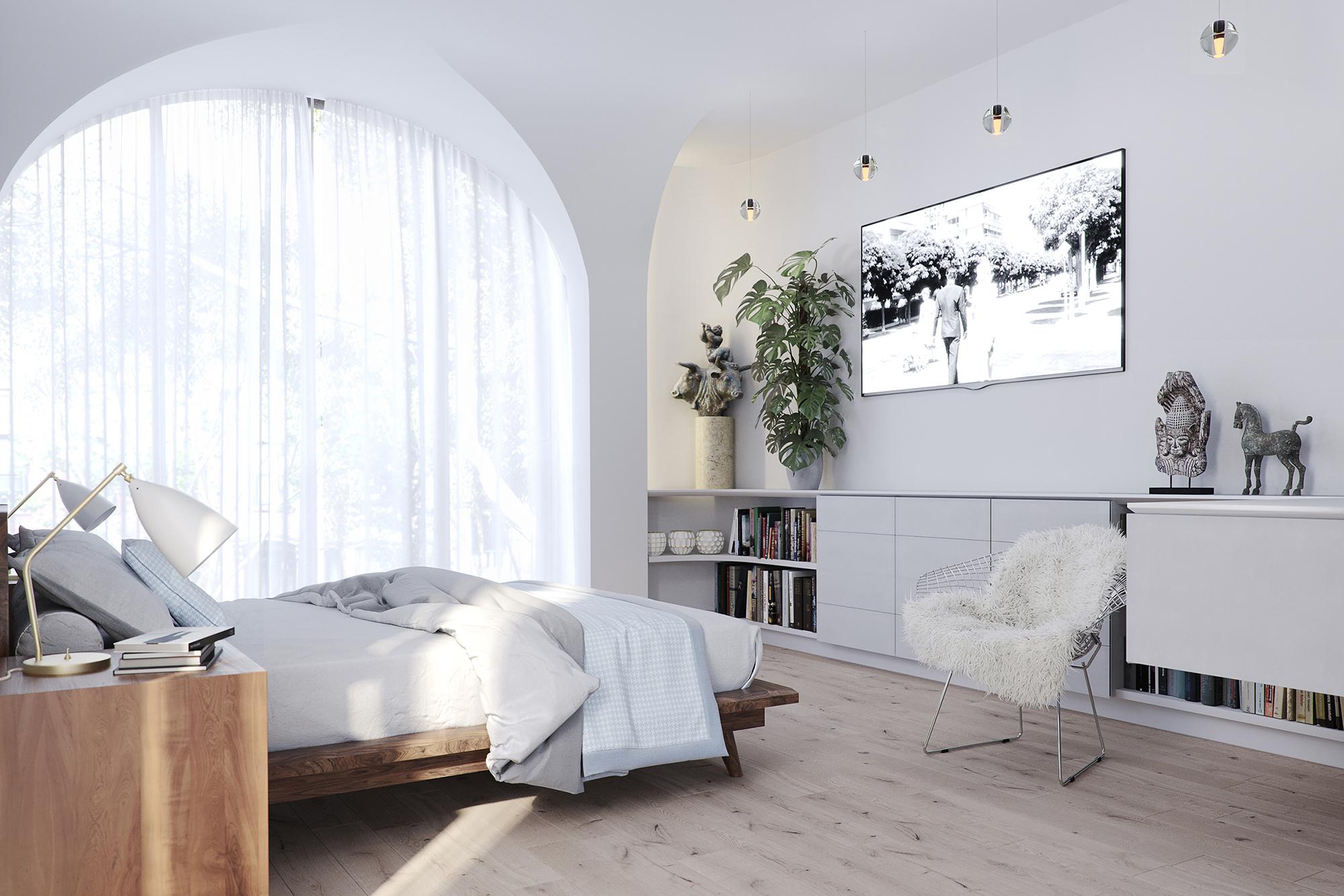 """Ramona Albert, arhitectă: """"Îmi place să integrez natura în interiorul unei case"""""""
