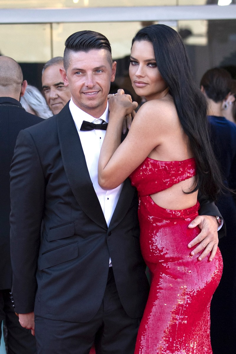 Adriana Lima și iubitul ei
