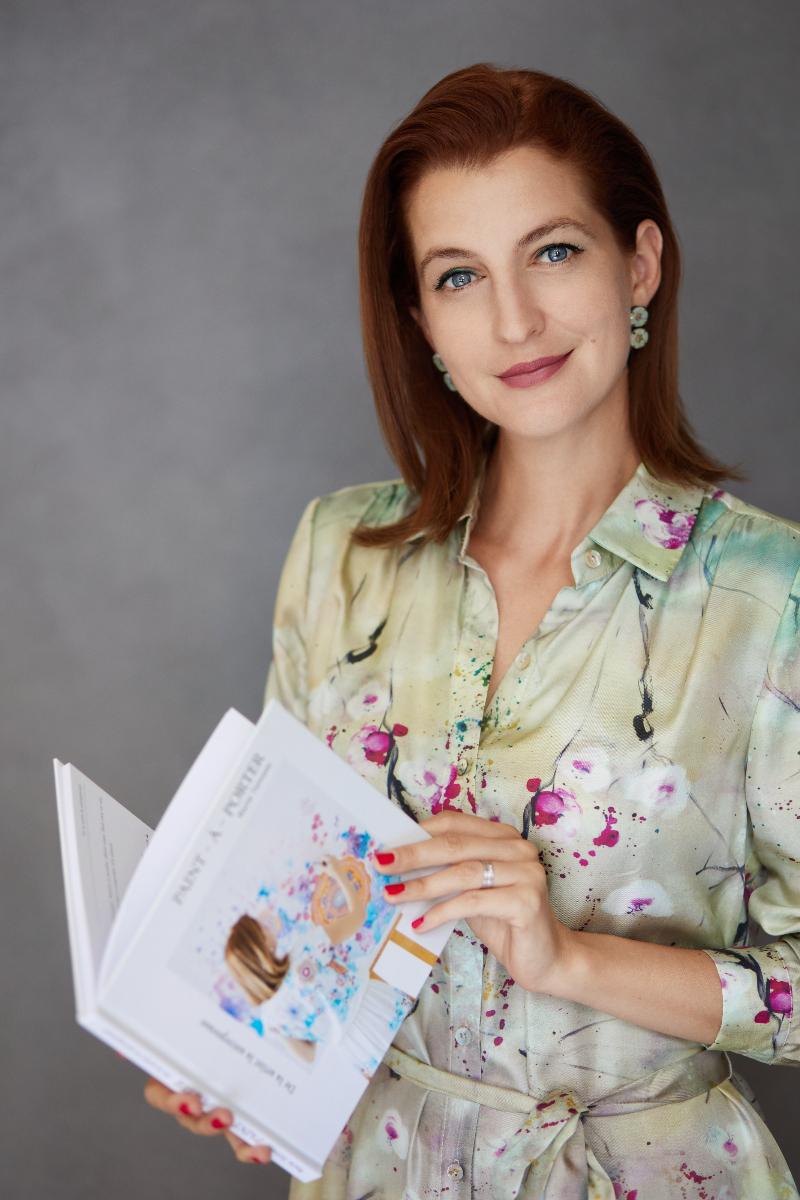 Maria Tureanu, creatorea Marie Nouvelle