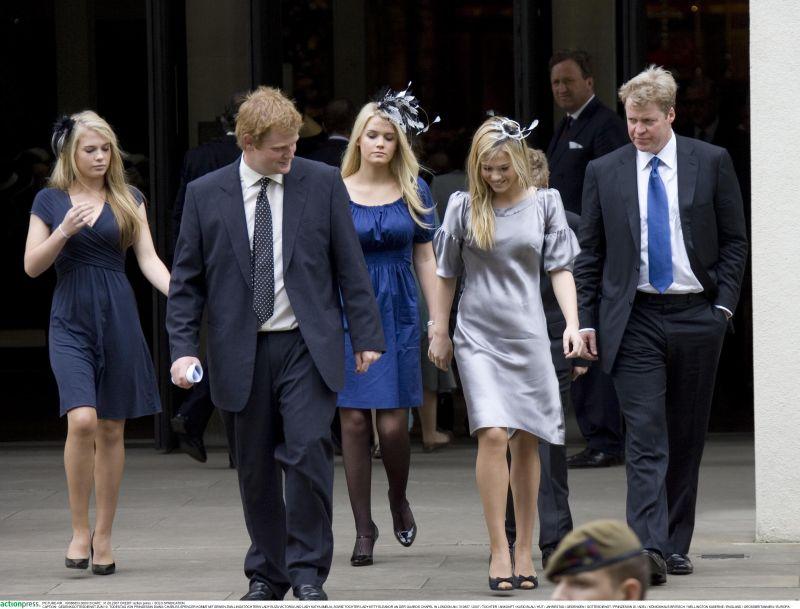 Familia Spencer extinsă