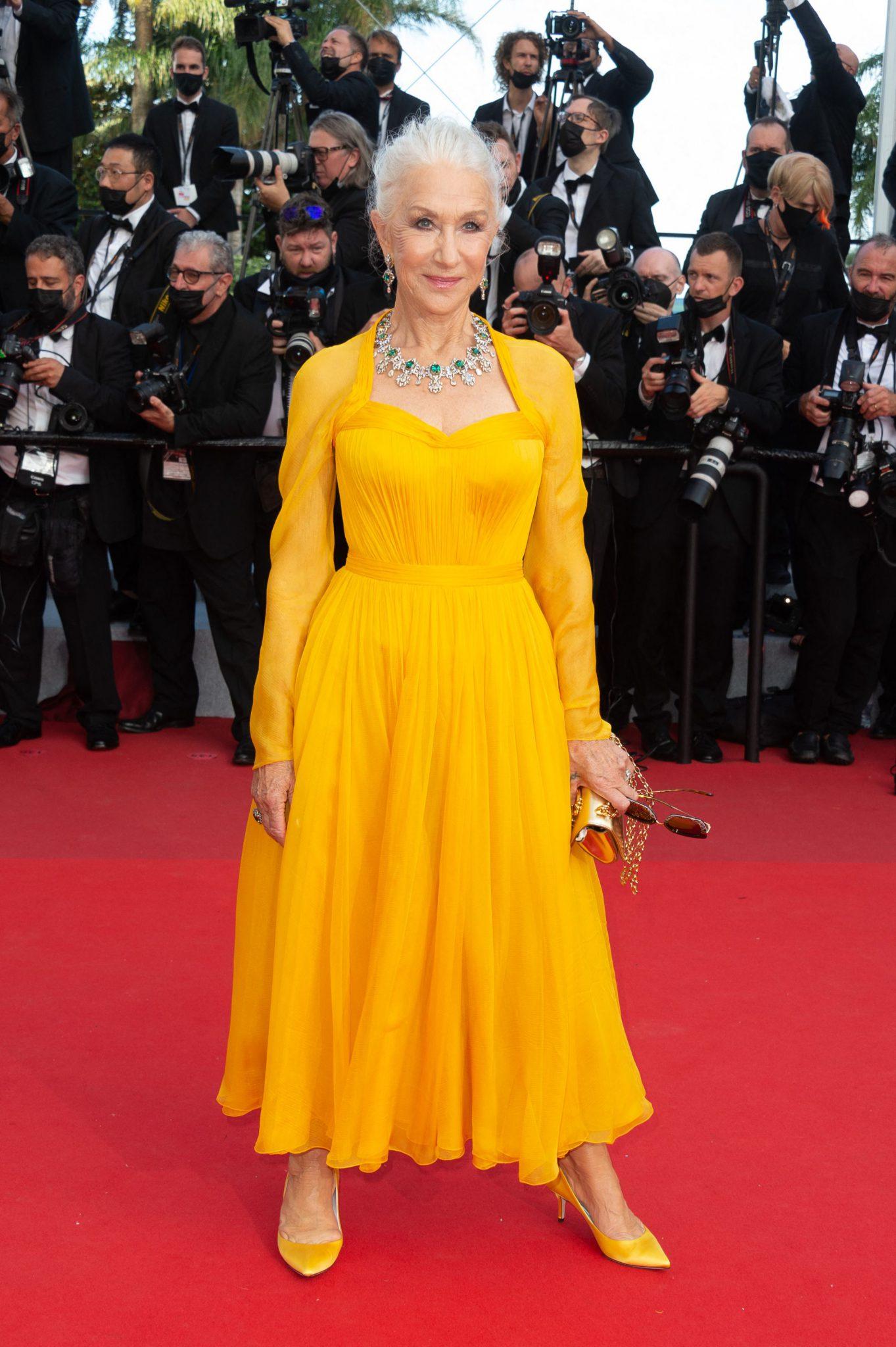 Style icon: Helen Mirren - eleganța nu are vârstă
