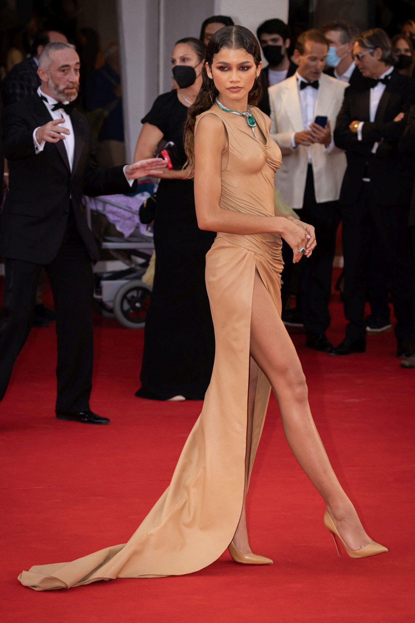 Style icon: Zendaya, noua zeiță a Hollywoodului