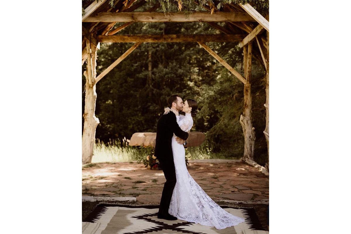 lily collins nunta