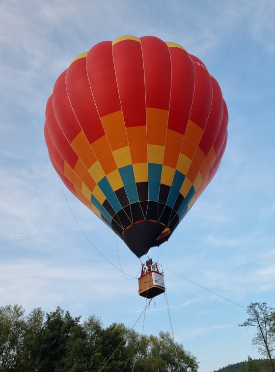 zabola estet x balloon transylvania
