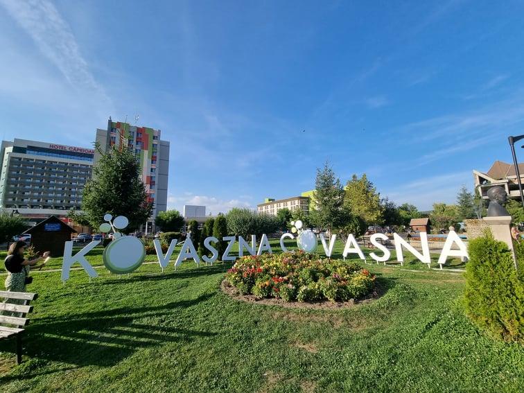 Stațiunea Covasna