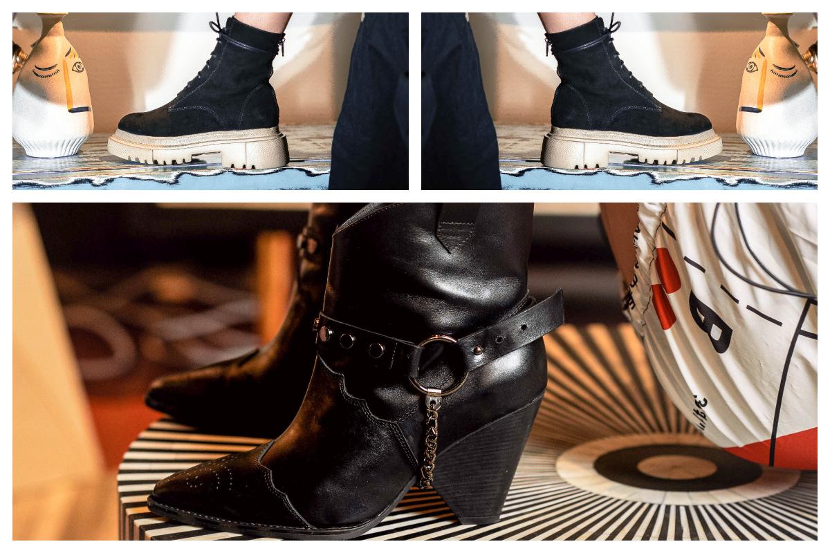 Alist designers boutique- Povestea Gemelli Shoes