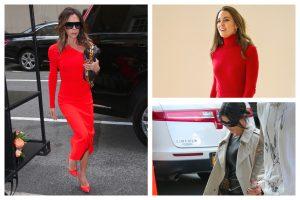 Celebrity syle: Ținutele săptămânii din rândul celebrităților
