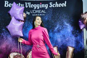 L'Oréal România Scoala de Beauty Vlogging