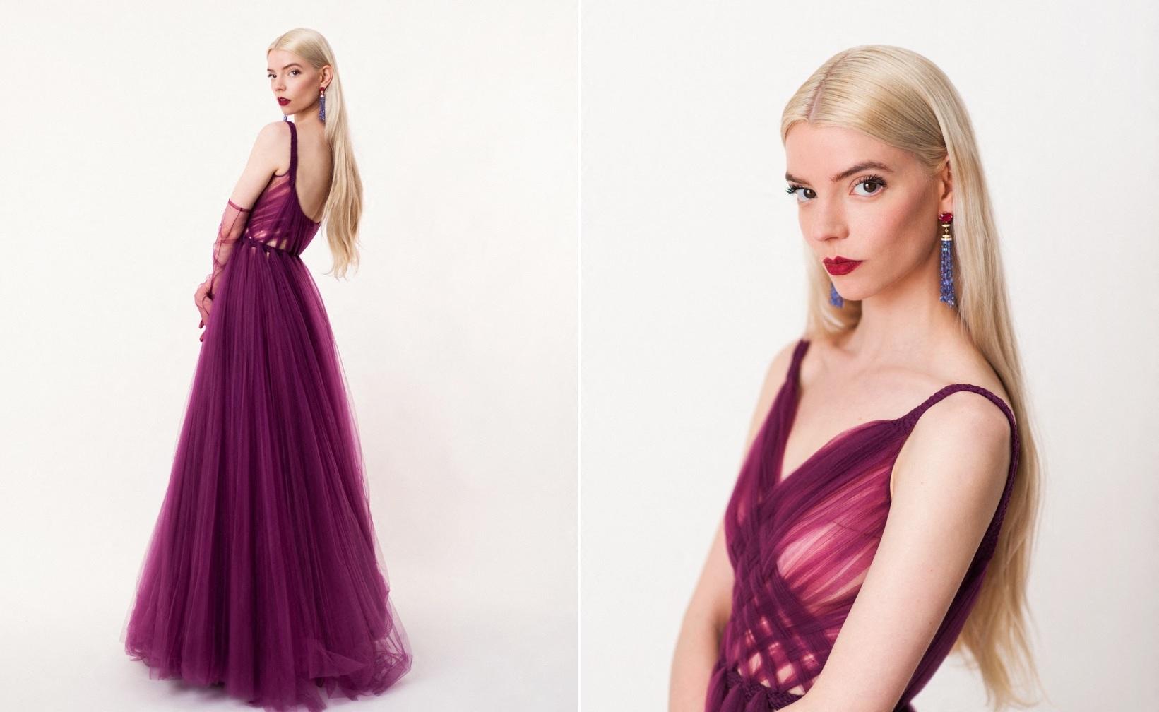 Anya Taylor-Joy est la nouvelle ambassadrice mondiale de la marque Dior
