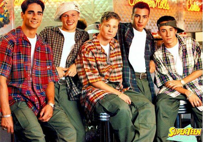 backstreet-boys-in-flannel